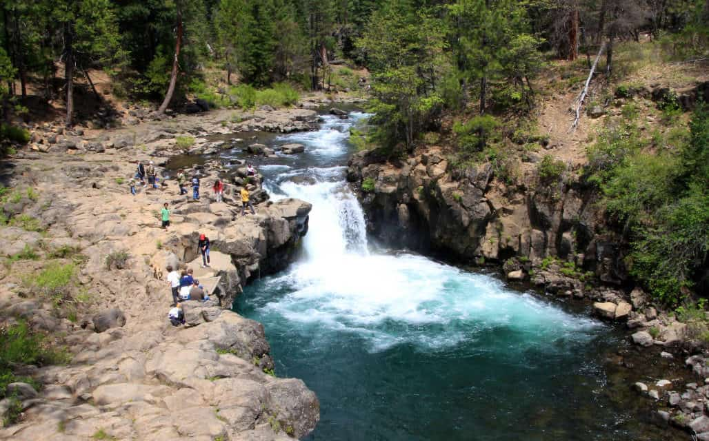 Three Fantastic Falls Of McCloud