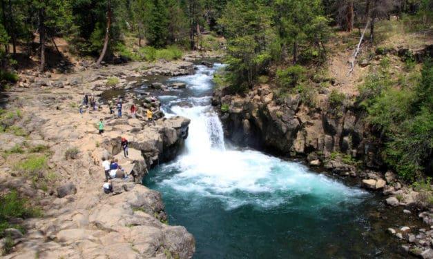 Three Fantastic Falls Of McCloud