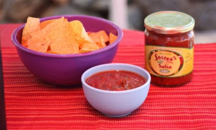 Our Own 'Green Grower' Chuck Majors  Expands Salsa Sales to Lassen County +170.994.5043
