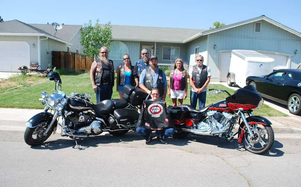 B.A.C.A. Mt. Lassen Chapter  530-260-BIKE Riding For A Reason