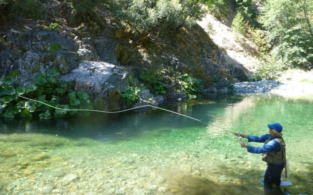 Fly Fishing The North Fork Yuba River