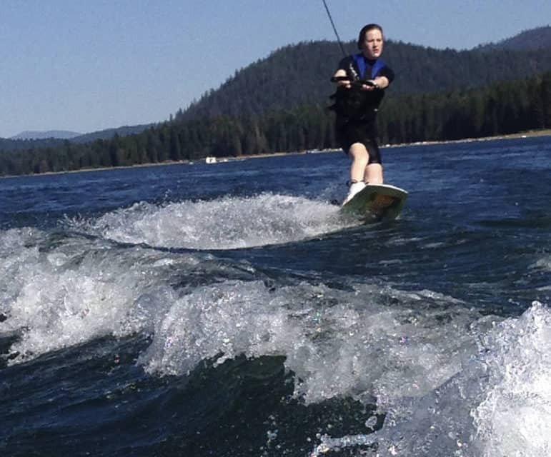 Adventure On Lake Almanor at Knotty Pine Resort Lessons For Fun On The Water Lake Almanor