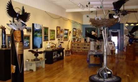 Beautiful Old Building Home to Plumas Arts