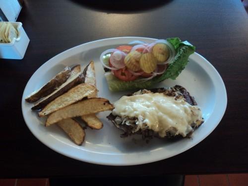 JJ's Cafe at Old Station CA +1530.335.7225