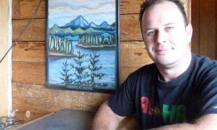 Meet The Artist Jesse Guess