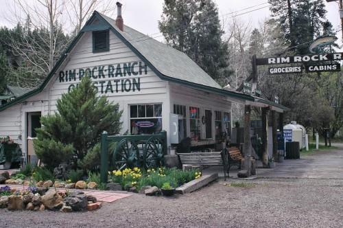 Road Trip To Rim Rock Ranch