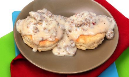 Biscuits and Gravy for a Crowd