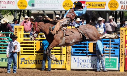 Red Bluff Round Up