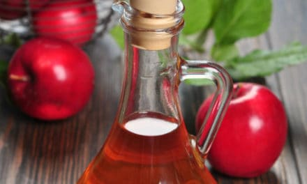 Homemade Apple Cider Vinegar Vegetable Wash