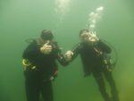 DivingInWhiskeytownLake.