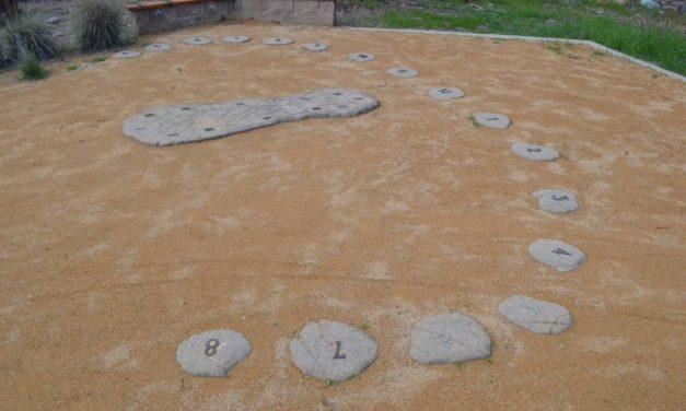 How To Make a Backyard Sundial
