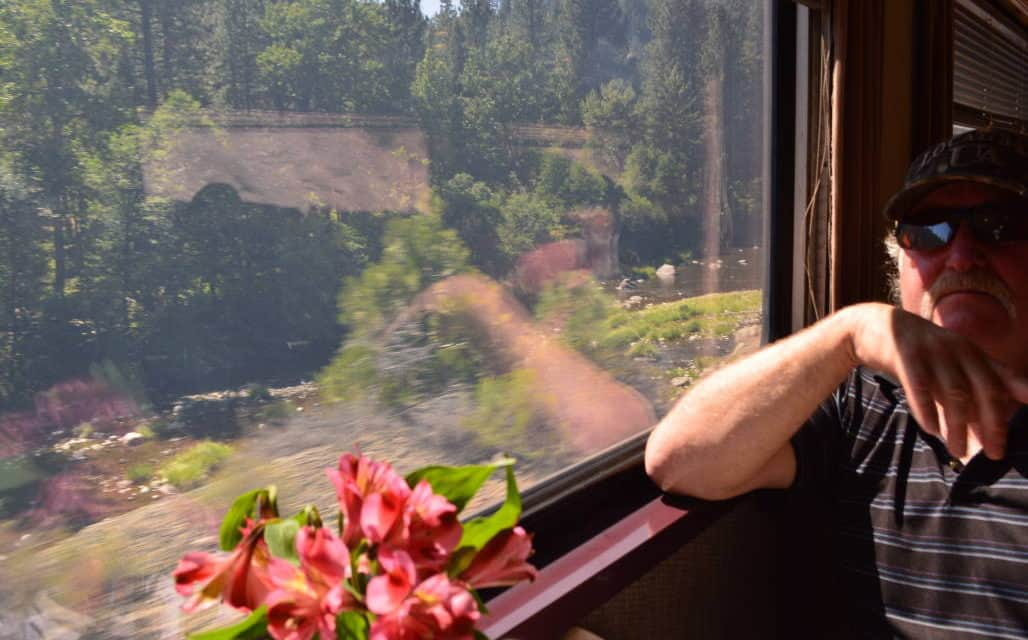 Wine Me and Dine Me …All Aboard