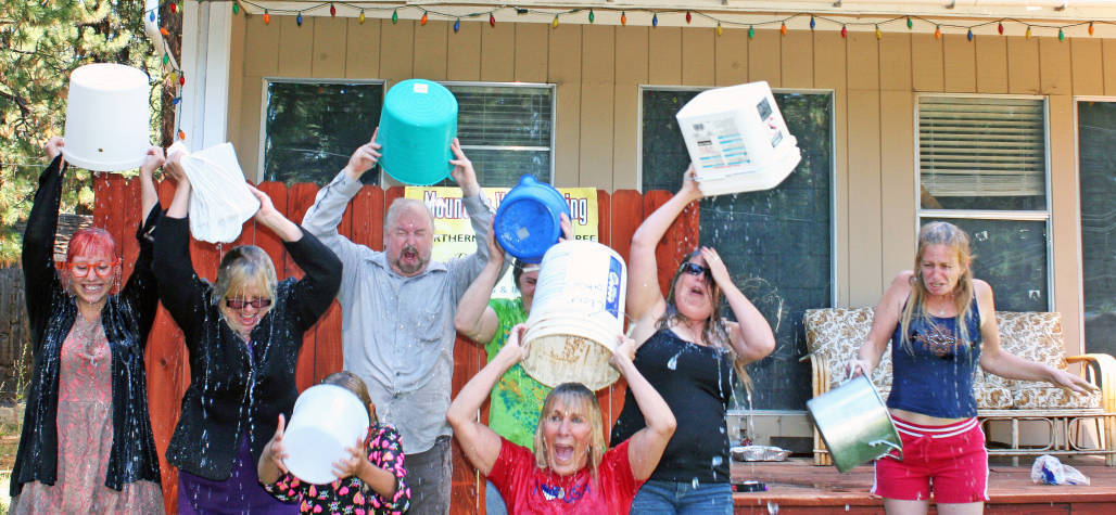 MVL Accepts The Ice Bucket Challenge