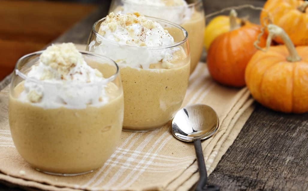 The Perfect Pumpkin Smoothie Recipe