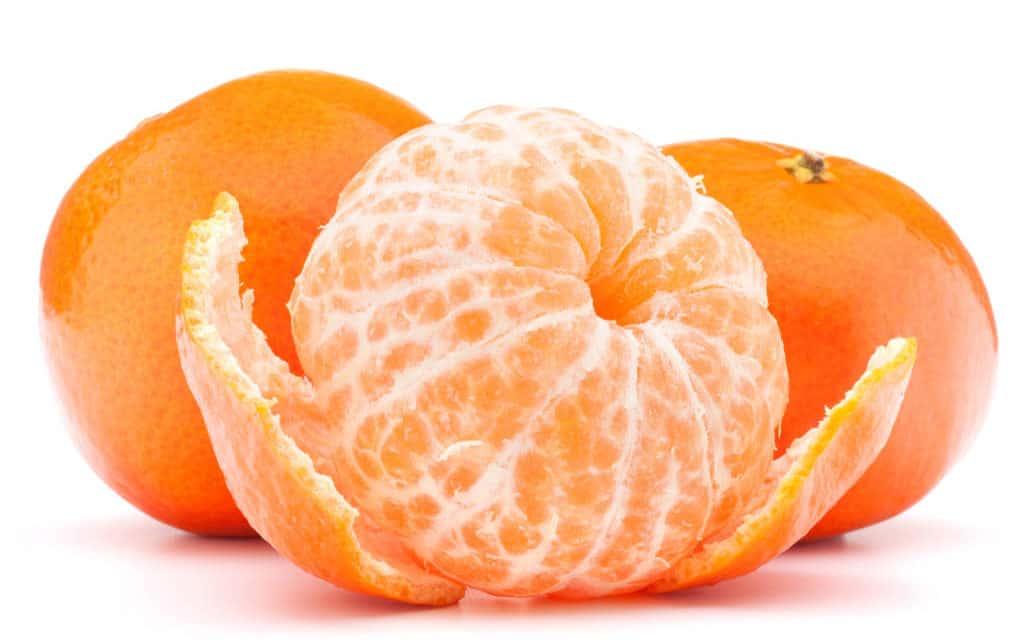 Orange Pumpkins for a Healthy Halloween Snack