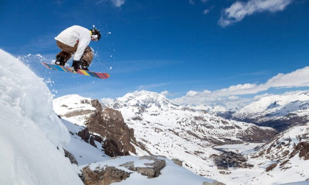 Snowboarder Holiday Gift Ideas