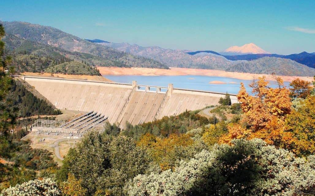 Year Round Recreation at Shasta Lake & Dam