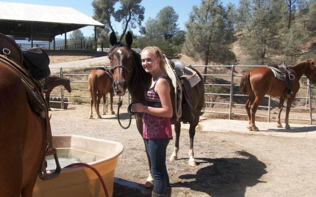 Equestrian Adventures  in NorCal
