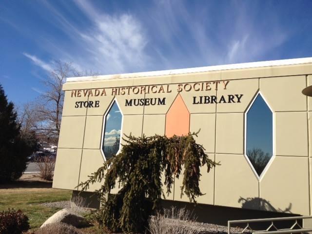 Nevada Historical Society – Making History Fun Reno, NV