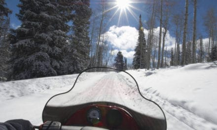 Snowmobile Trails – Lassen & Plumas National Forest