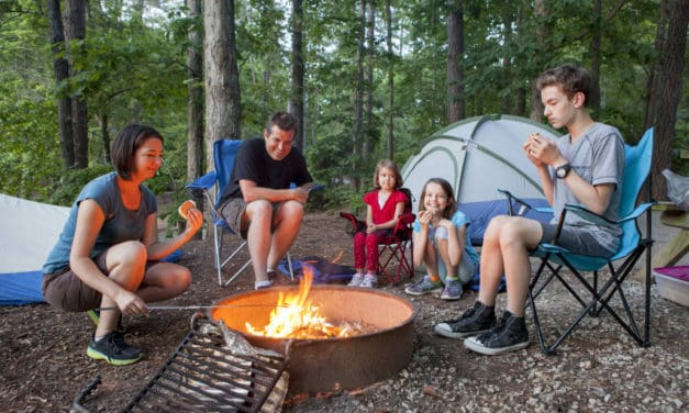 Butte County Campgrounds & RV Parks