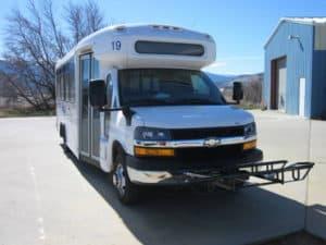 Lassen Rural Bus