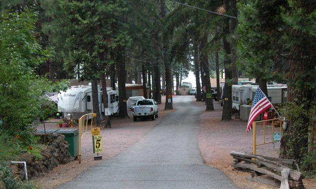 Sierra Valley Lodge in Calpine