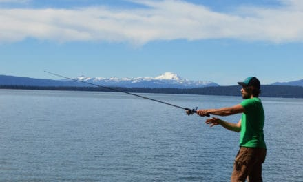 A Lake Almanor Getaway