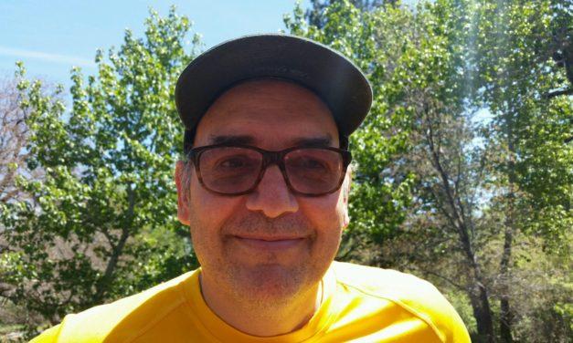 Local Author, Mark Naseath Gets Published