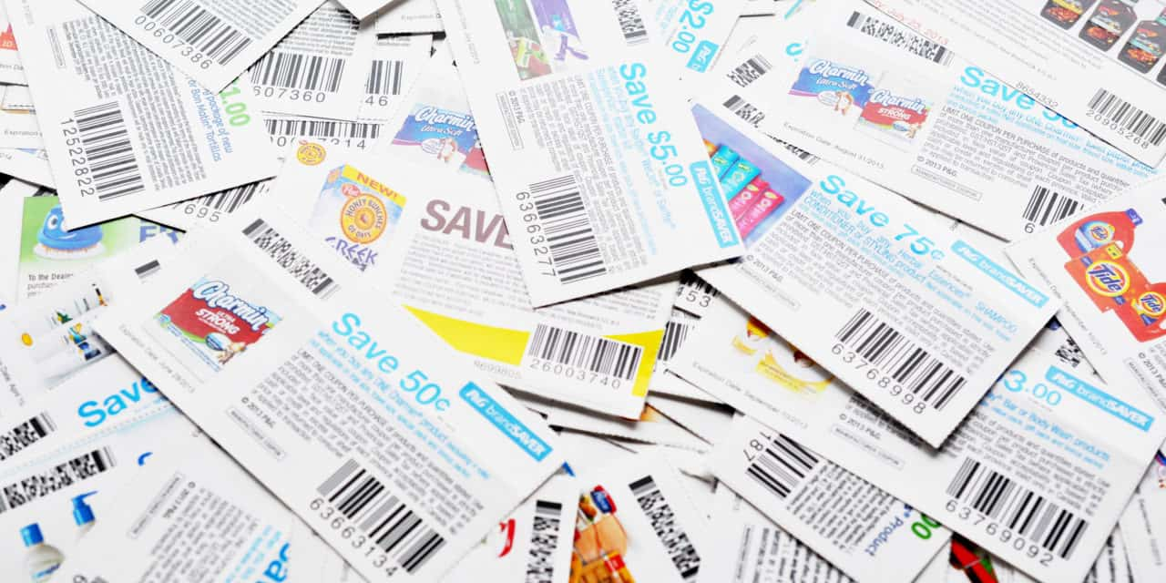 Saving Cash With Coupons