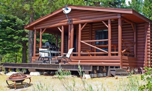 North Shore Campground at Lake Almanor