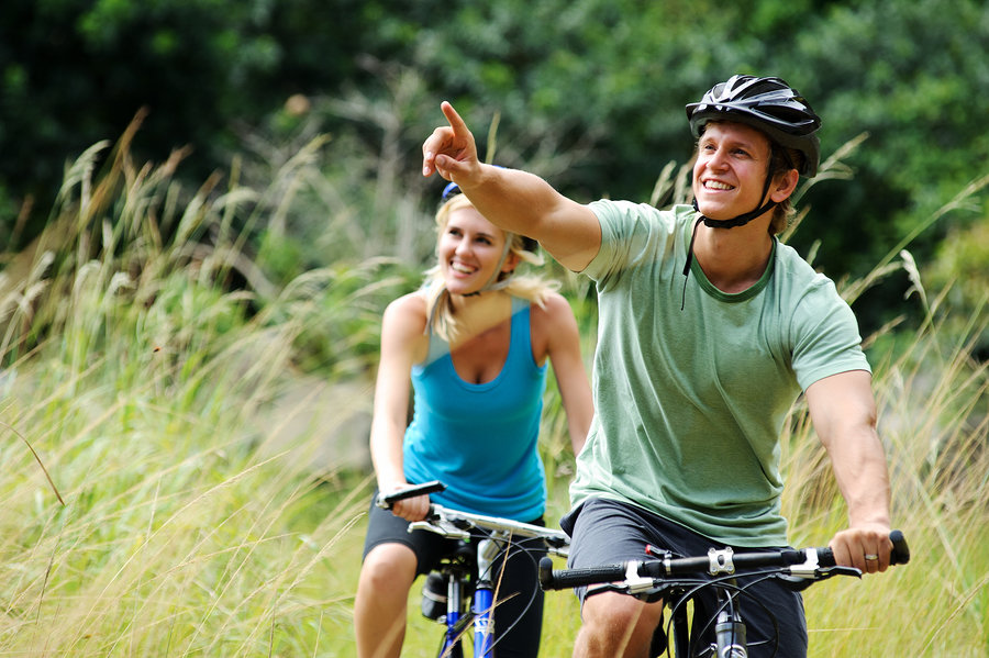 Mountain Biking In Lassen  County – Bizz Johnson Trail & Susanville Ranch Park Trails