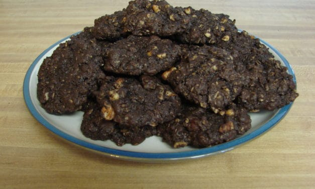 Chocolate Lover's Oatmeal Cookies
