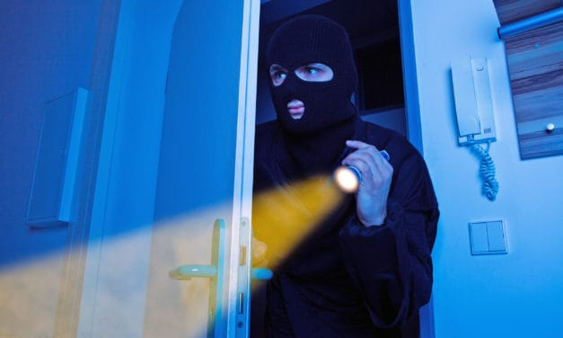 Burglar Proofing Your Home