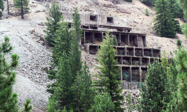 Engels Mine Remains a Cultural Feature in Plumas County