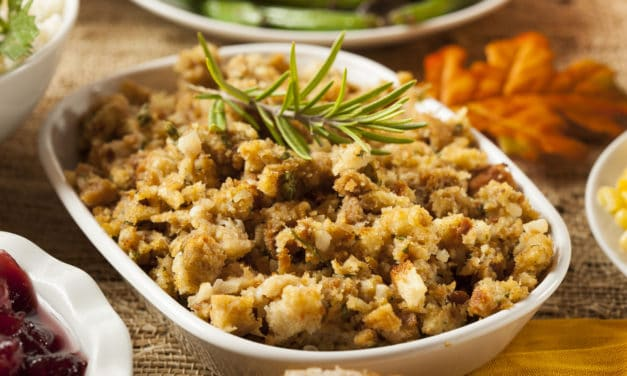Homemade Old  Fashioned Stuffing
