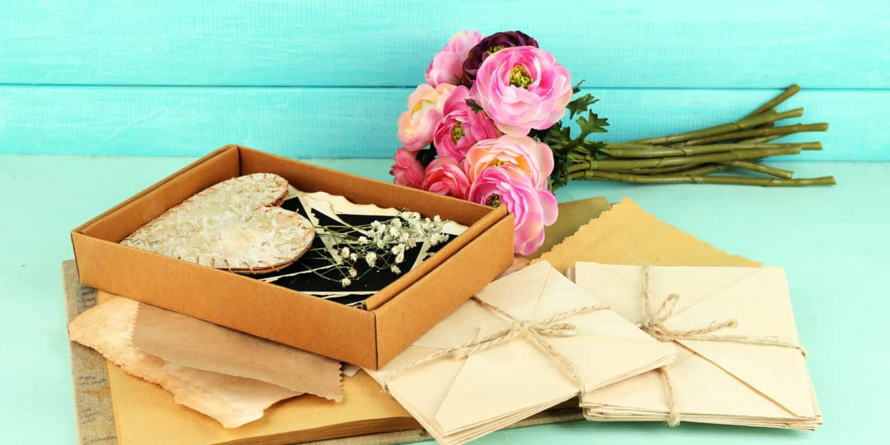 Give a Box of Treasured Memories
