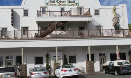 A Wonderful Place to Visit, a Historic and Comfortable Place to Stay at the Fall River Hotel