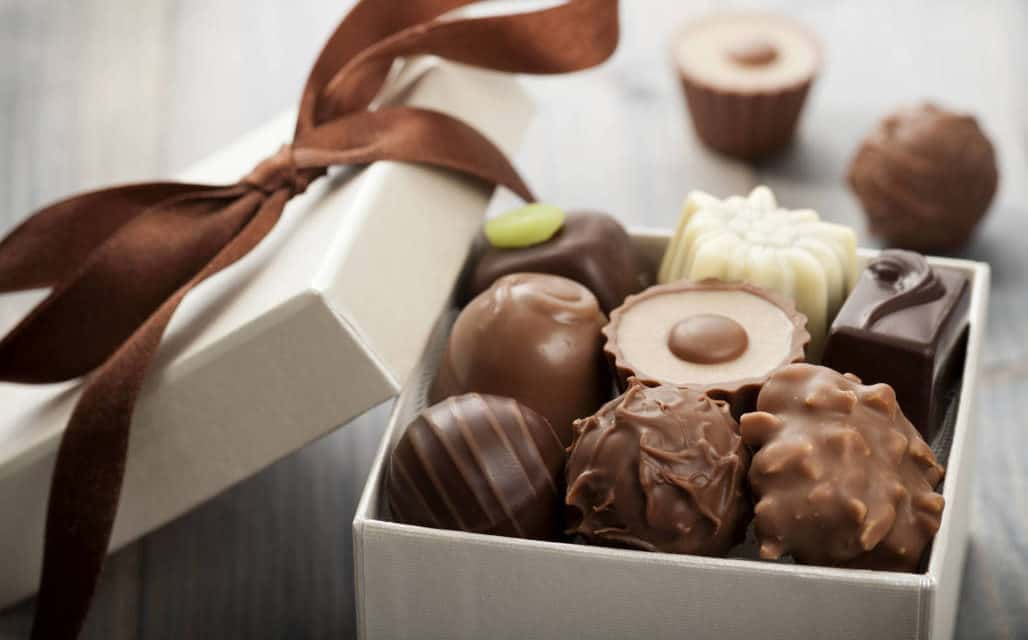 The History Behind A Box Of Chocolates