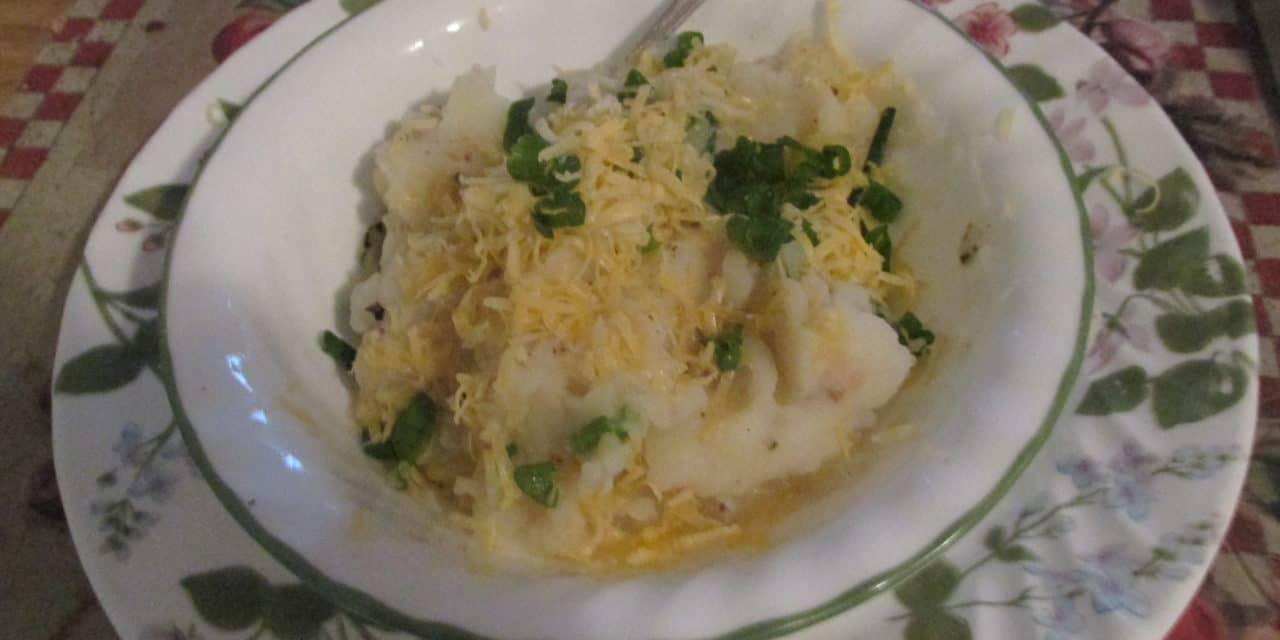 Polly's Perfect Potatoe Soup
