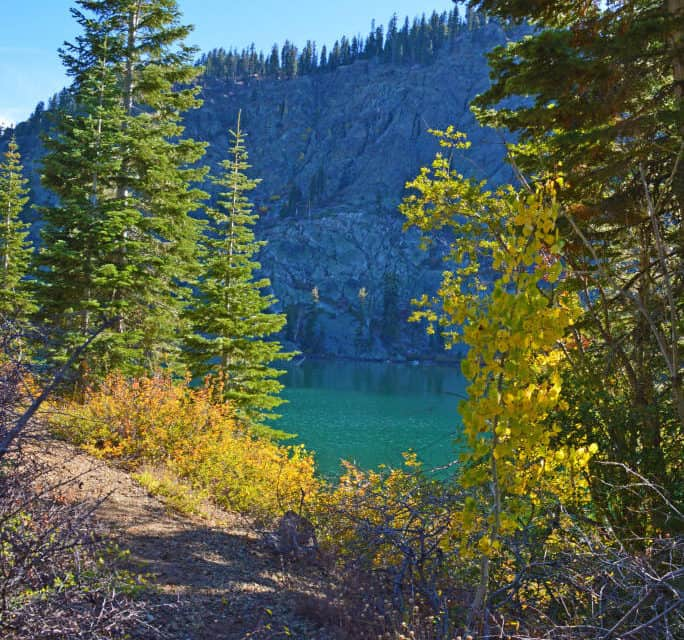 Homer Lake Lassen County
