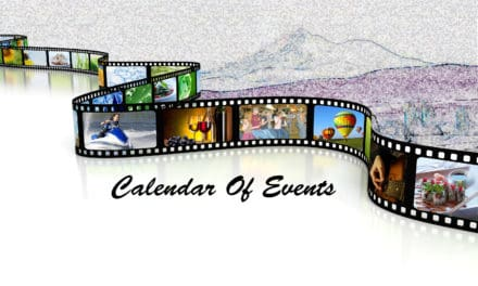 Calendar of Events May 15, 2018 – July 20, 2018