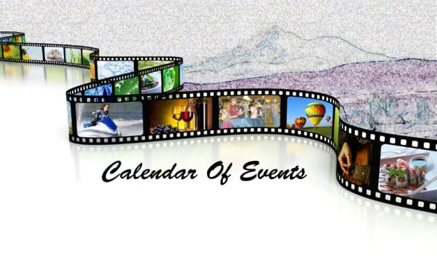 Calendar of Events May15, 2017 -July 18, 2017