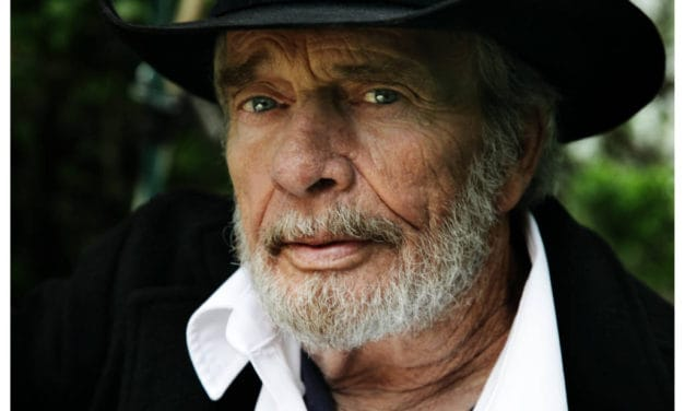 Thank You For the Memories and the Honor, Merle Haggard!