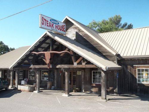 Lassen Steak House – Vina +1.530.839.2838 Tehama Dining Guide – Vina