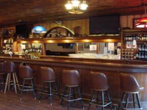 Golden West bar