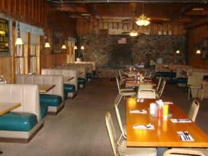 Golden West dining room