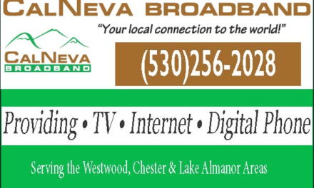 CalNeva Broadband, +1.530.256.2028, TV, Internet, Digital Phone, Westwood, CA  WebDirecting.biz