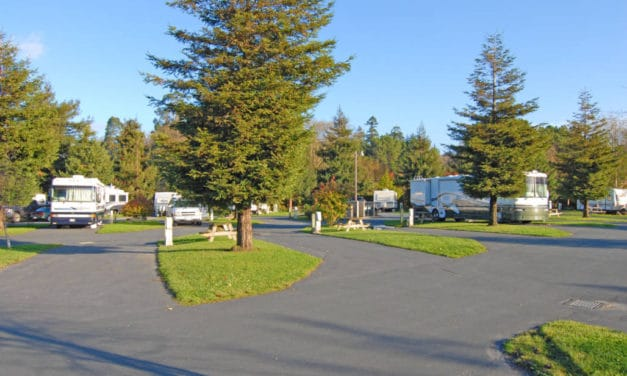 Riverwalk RV Park & Campground – Next To The River – Fortuna, CA