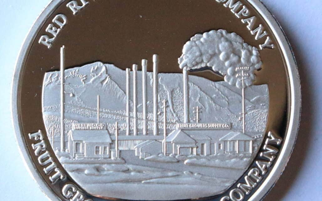 Coin Pays Reverence to Westwood's History